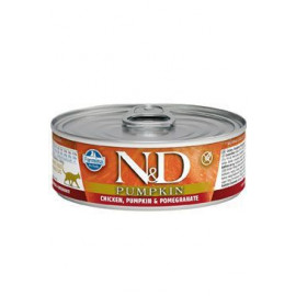 N&D CAT PUMPKIN Adult Chicken & Pomegranate 80g