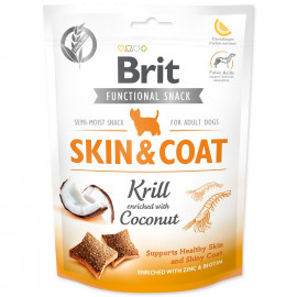 brit-care-dog-functional-snack-skin-and-coat-krill-150g