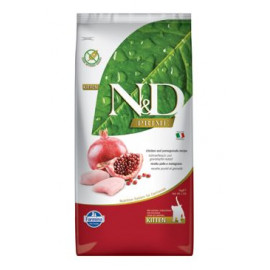 N&D PRIME CAT KITTEN Chicken & Pomegranate 10kg