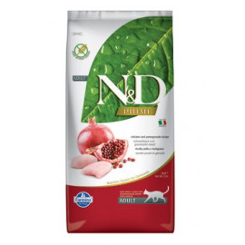 N&D PRIME CAT Adult Chicken & Pomegranate 10kg