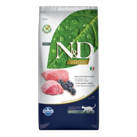 N&D PRIME CAT Adult Lamb & Blueberry 10kg