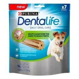 Purina DentaLife Small 115 g 7 - 12 kg 7tycinek