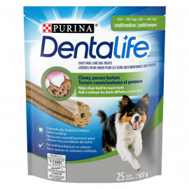 Purina DentaLife Medium 115 g 15 - 25 kg 5tycinek