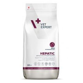 VetExpert 4T Hepatic Dog 12kg