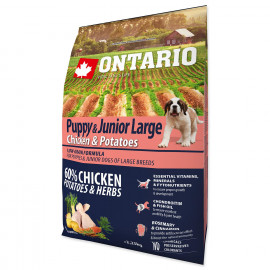 ontario-puppy-junior-large-chicken-potatoes-herbs-225kg