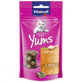 vitakraft-cat-yums-huhn-katzengras-40g