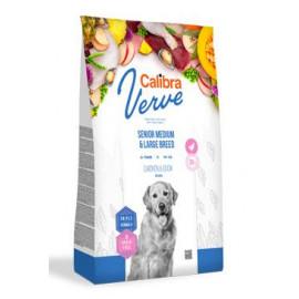 Calibra Dog Verve GF Senior M&L Chicken&Duck 12kg