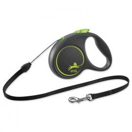 voditko-flexi-black-design-lanko-zelene-s-5-m-1ks