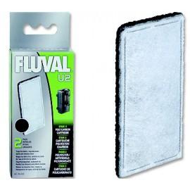 Náplň vata uhlíková FLUVAL U2 2ks