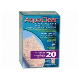 Náplň odstraňovač dusíkatých látek AQUA CLEAR 20 (AC mini) 1ks