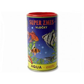 Supersměs vločky AQUA EXOTIC 350ml