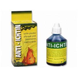 Anti-Ichtinl HU-BEN léčivo na krupičku 50ml