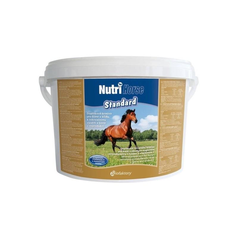 Canvit s.r.o. Nutri Horse Standard pro koně plv 1 kg