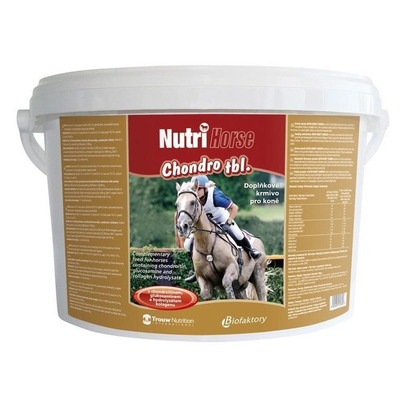 Canvit s.r.o. Nutri Horse Chondro pro koně tbl 1 kg