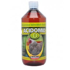 Acidomid D drůbež 500 ml