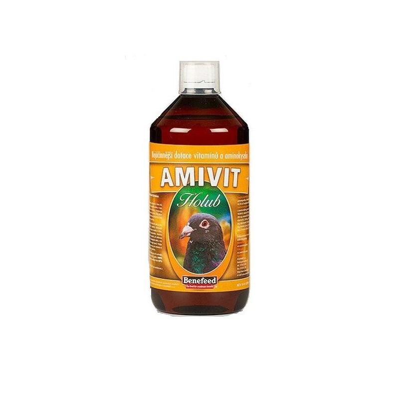Aquamid s.r.o. Amivit H holubi 1 l