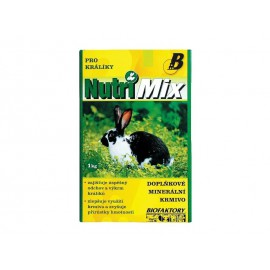 Nutri Mix pro králíky plv 1 kg