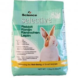 Supreme Science-Selective Rabbit králík adult 1,5 kg