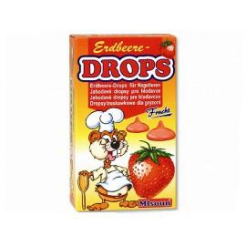 MLSOUN Dropsy jahodové 75g