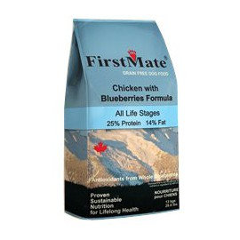 First Mate Chicken & Blueberry 2,3 kg