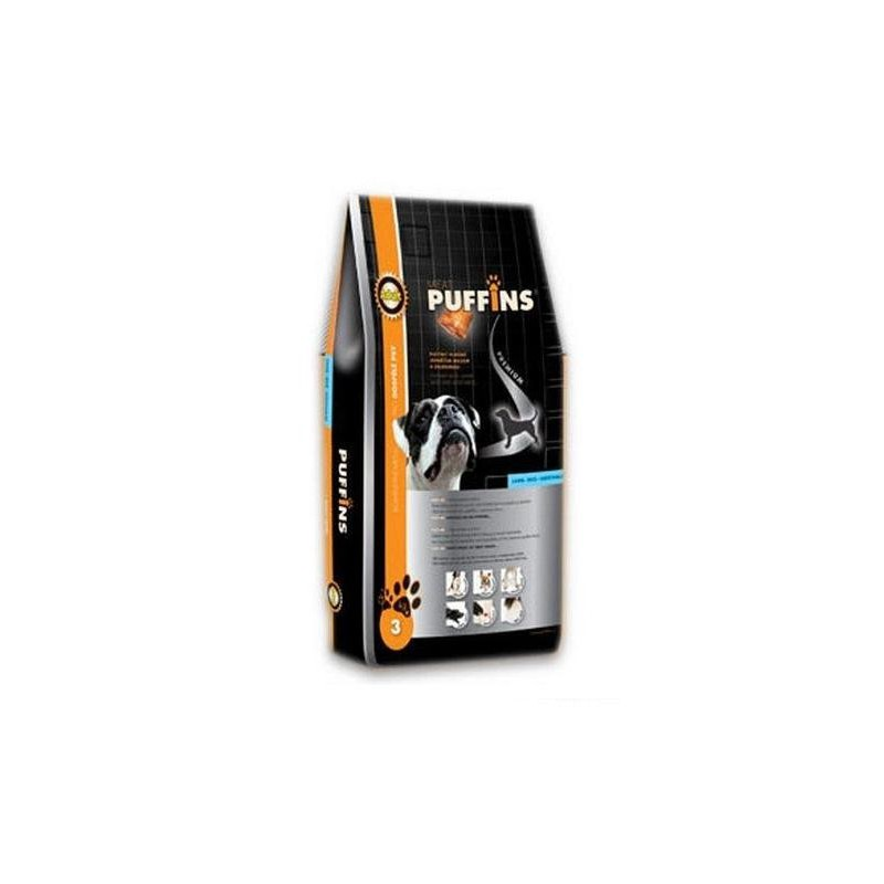 Extrudia a.s. Puffins Puffins Adult Lamb Rice 15 kg
