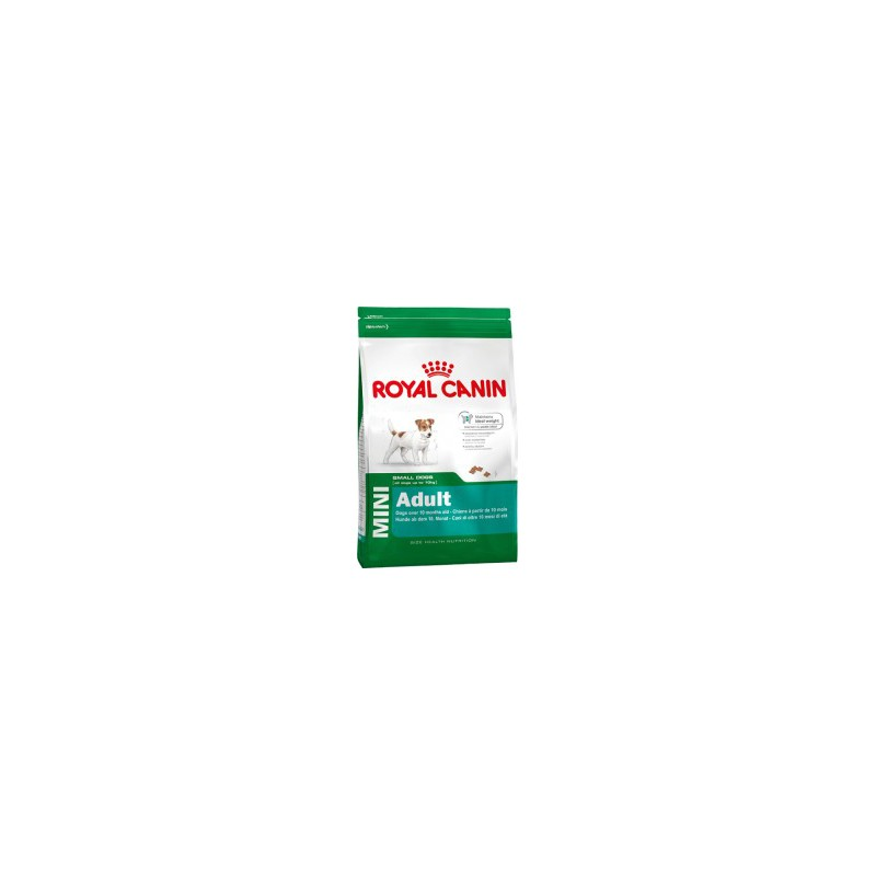 Royal Canin - komerční krmivo a Breed Royal Canin Mini Adult 2 kg