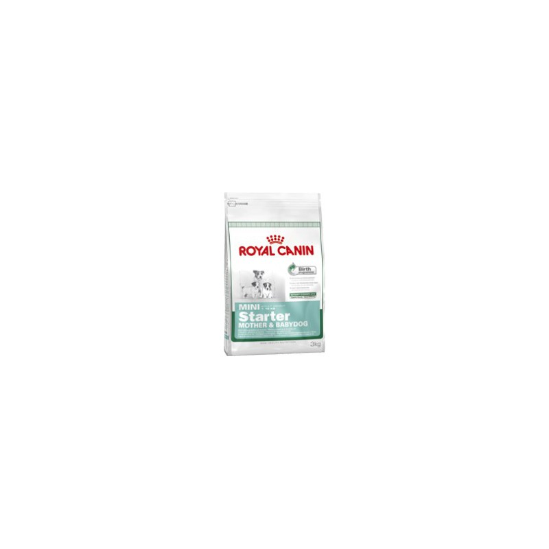 Royal Canin - komerční krmivo a Breed Royal Canin Mini Starter 1 kg