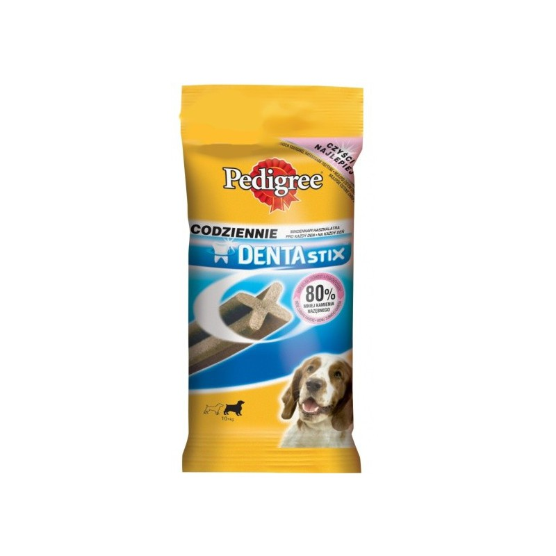 MARS, kom.spol. Pedigree Denta Stix Medium 7ks 180 g