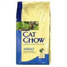 Purina Cat Chow Adult Tuna and Salmon 1,5 kg