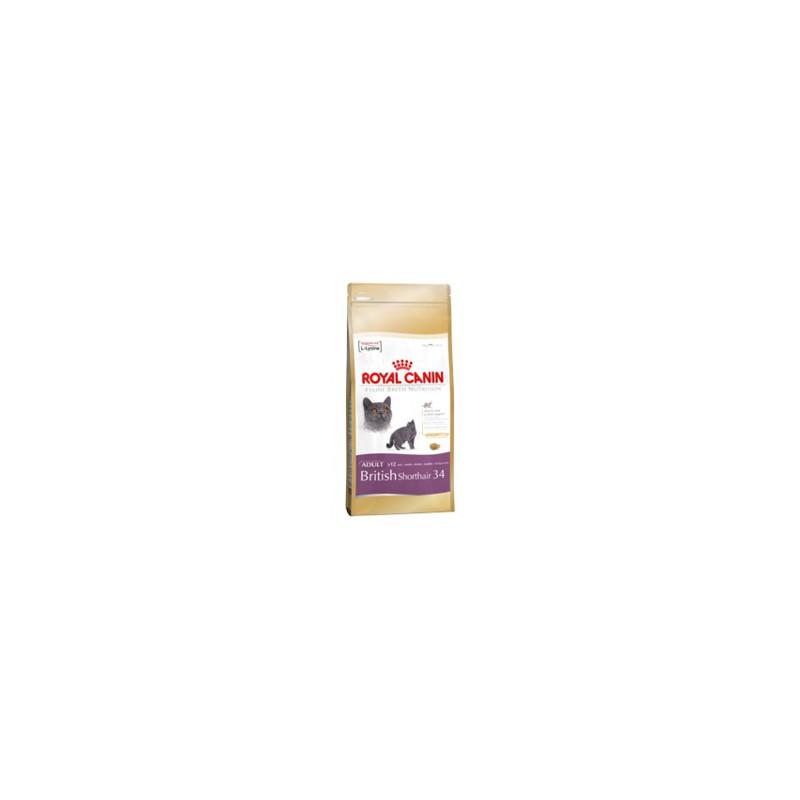 Royal Canin - komerční krmivo a Breed Royal Canin British Shorthair 2 kg
