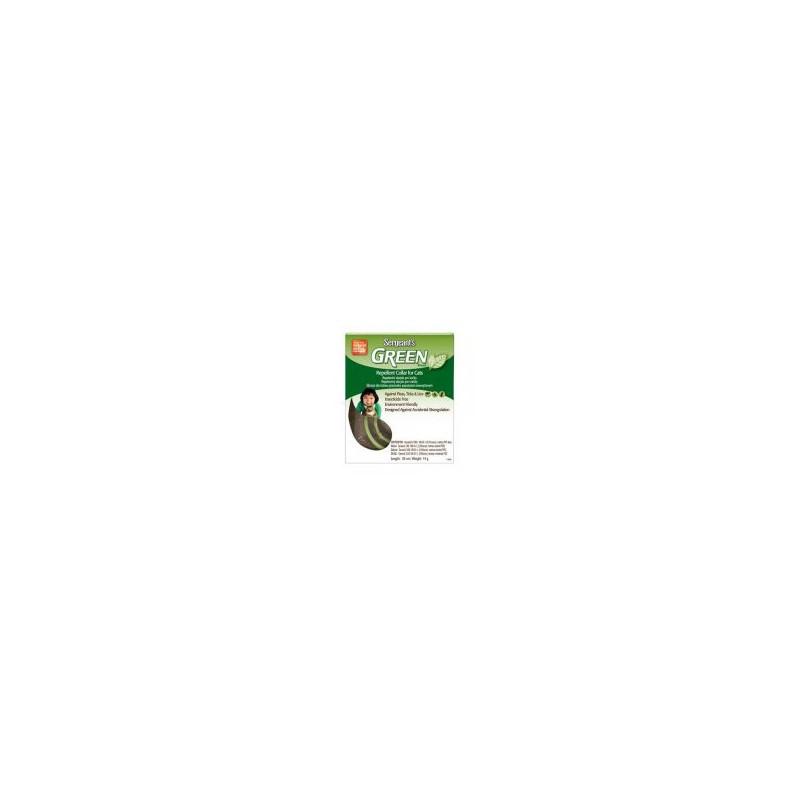 SERGEANT´S Pet Company Sergeanťs Green obojek pro kočky 35 cm