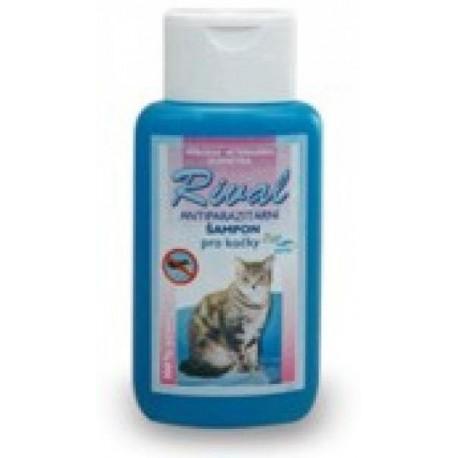 Šampon Bea Rival antiparazitární kočka 220 ml