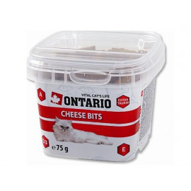 Snack ONTARIO Cat Cheese Bits 75g