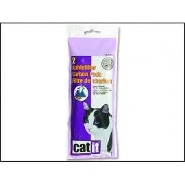 Filtr pro toalety CATIT s krytem 2ks
