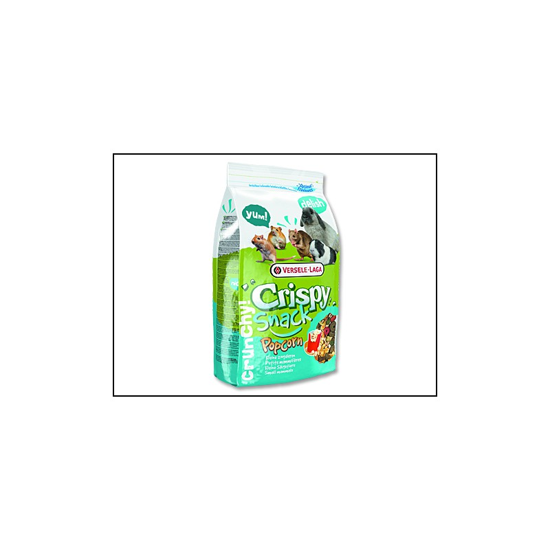Versele-laga VERSELE-LAGA Crispy Snack popcorn 650g