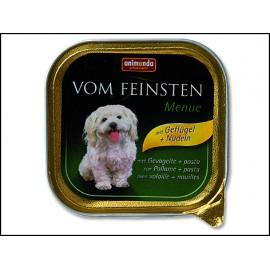 Paštika ANIMONDA Vom Feinsten drůbež + těstoviny 150g