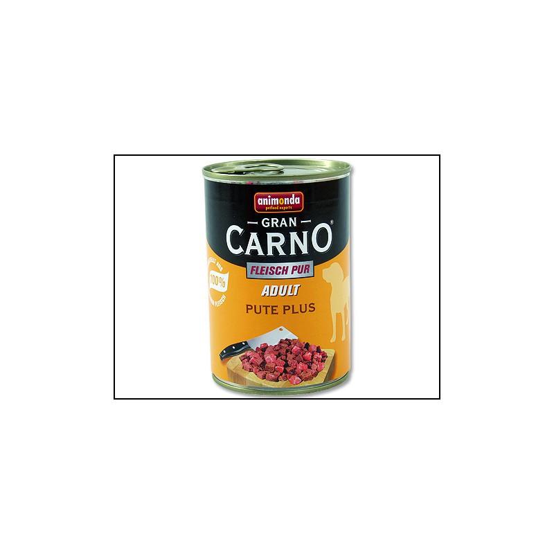 FELIX Konzerva ANIMONDA Gran Carno hovězí + krůta 400g