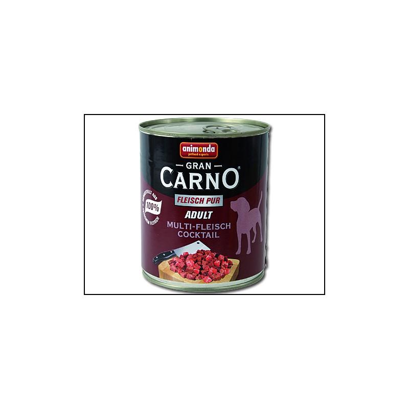Askino Konzerva ANIMONDA Gran Carno masová směs 800g