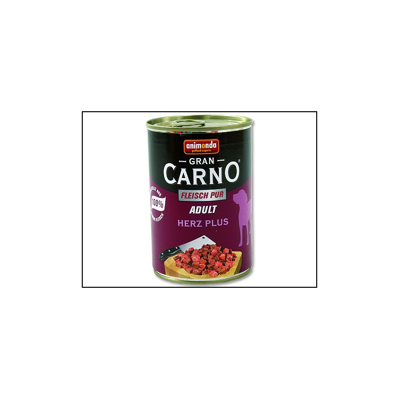 Askino Konzerva ANIMONDA Gran Carno hovězí + kuře 800g