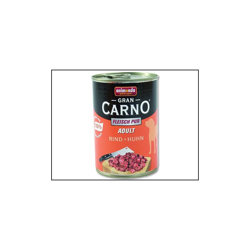 FELIX Konzerva ANIMONDA Gran Carno hovězí + jehně 800g