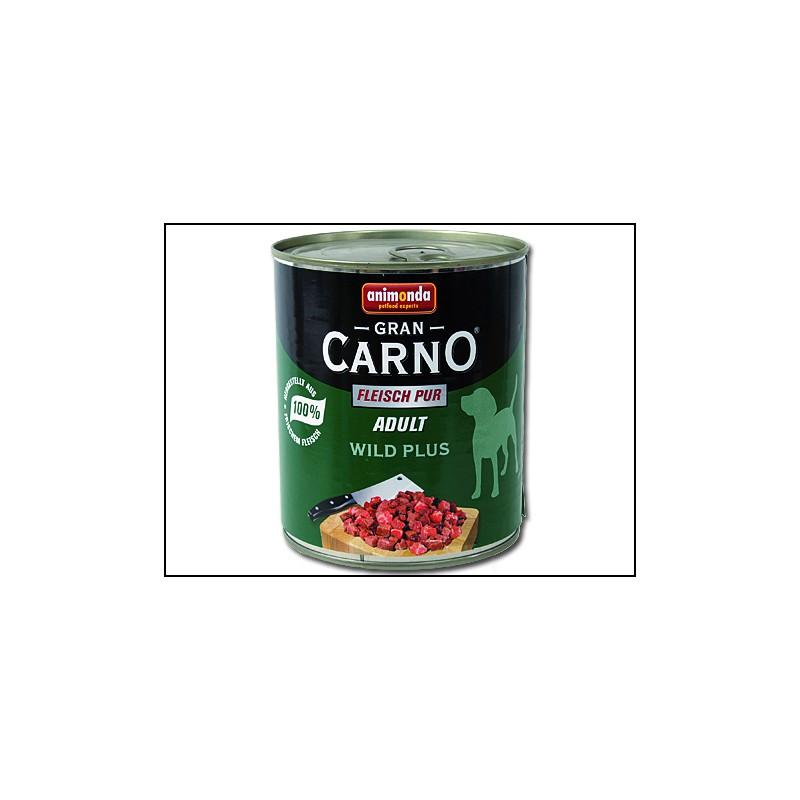 FELIX Konzerva ANIMONDA Gran Carno hovězí + zvěřina 800g