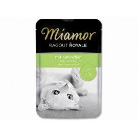 Kapsička MIAMOR Ragout králík 100g