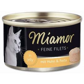Konzerva MIAMOR Filet kuře + těstoviny 100g