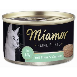 Konzerva MIAMOR Filet tuňák + zelenina 100g