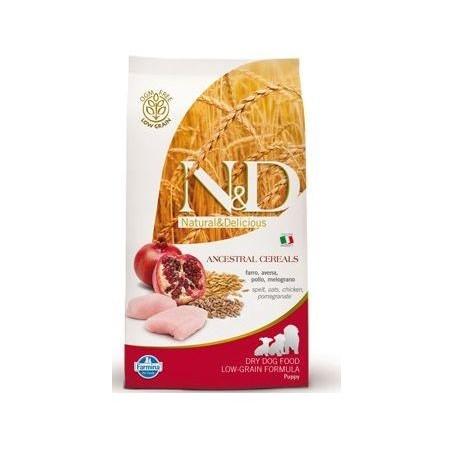 N&D Low Grain DOG Puppy Starter Chicken & Pomegr 800g