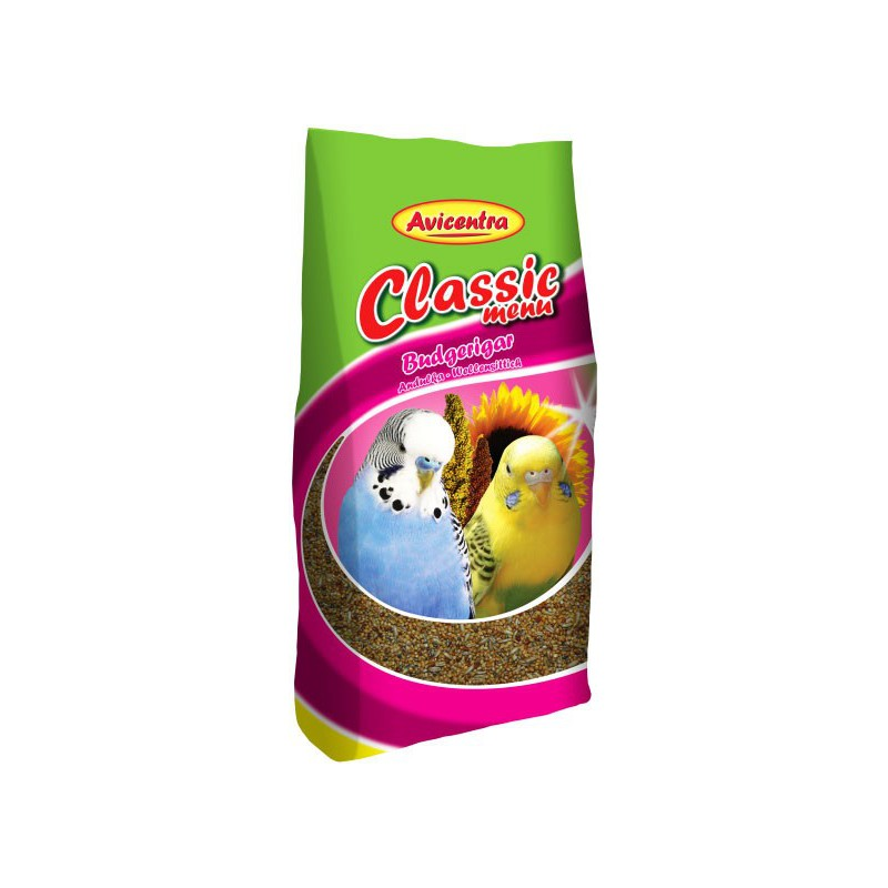 Avicentra s.r.o. Avicentra Classic menu andulka 1kg