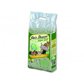 Pelety JRS Pet's Dream Paper Pure 4,8kg