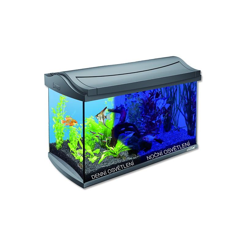 TETRA akvaristika Akvárium set TETRA AquaArt LED 57 x 30 x 35 cm 60l
