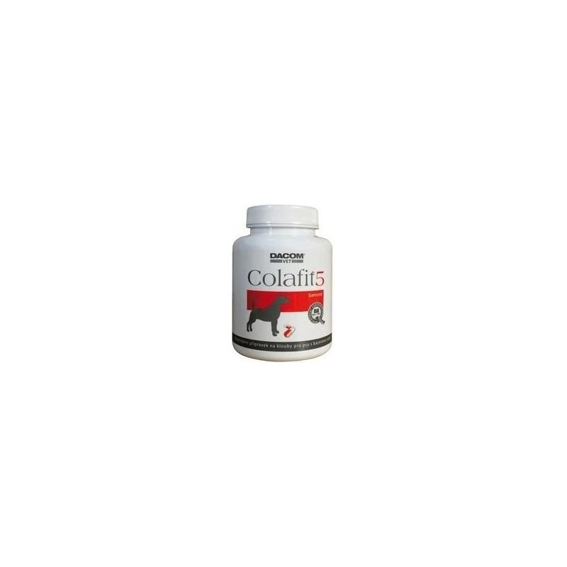 DACOM Pharma s.r.o. Colafit 5 na klouby pro psy barevné 50tbl