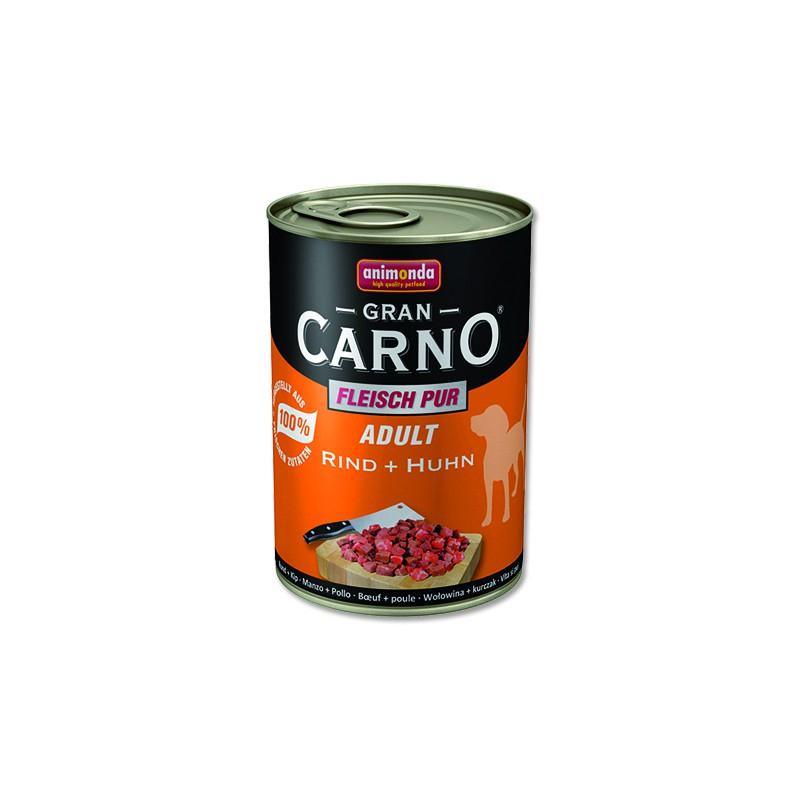 FELIX Konzerva ANIMONDA Gran Carno hovězí + kuře 400g